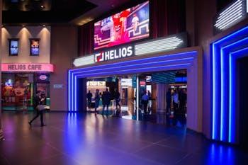 Kino Helios Centrum Galardia