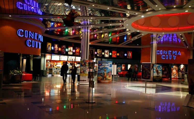 Kino CINEMA CITY WARSZAWA - Sadyba
