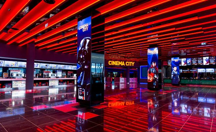 Kino CINEMA CITY WARSZAWA - Białołęka Galeria Północna