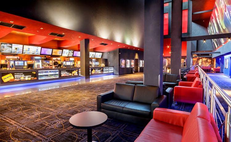 Kino CINEMA CITY  Warszawa - Promenada