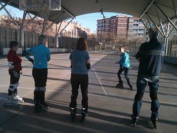 Escola oficial de patinatge Inline Esportiu Manyanet