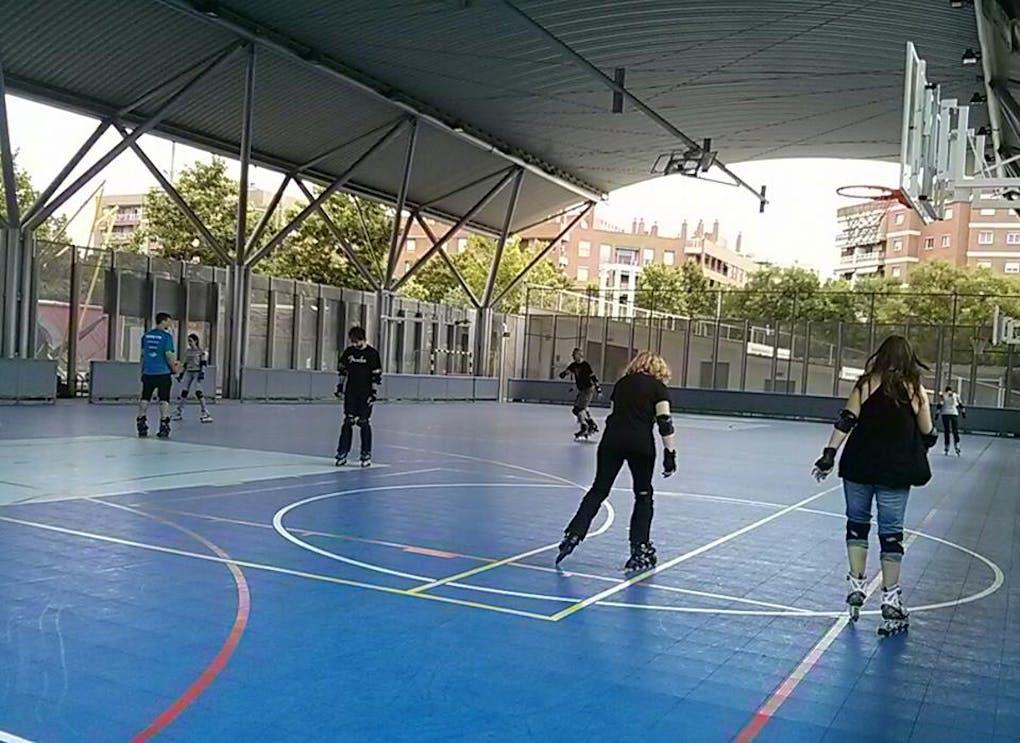 Escola oficial de patinatge Inline La Farga