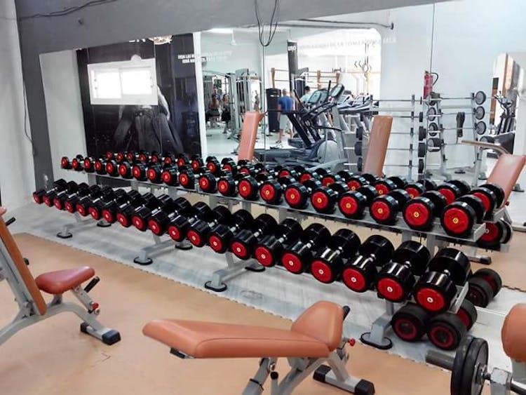 Deals For Gym Gimnas Nou Olimpic 3 0 Palma De Mallorca