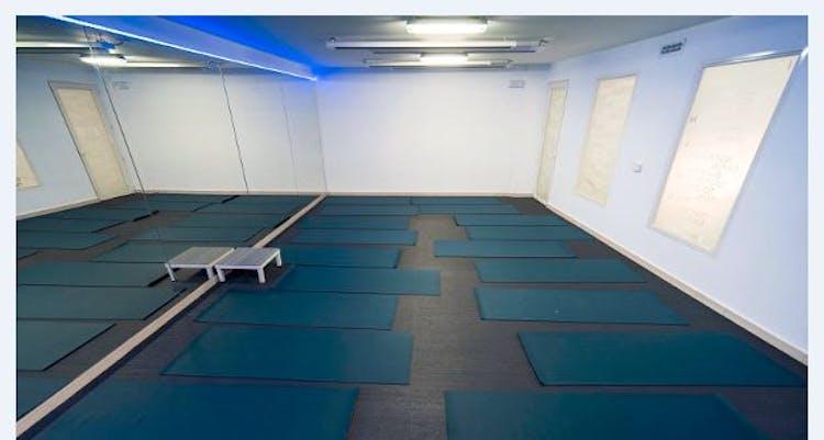 Bikram Yoga Spain Toledo