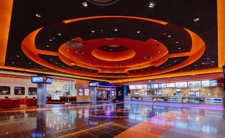 Kino CINEMA CITY BYTOM