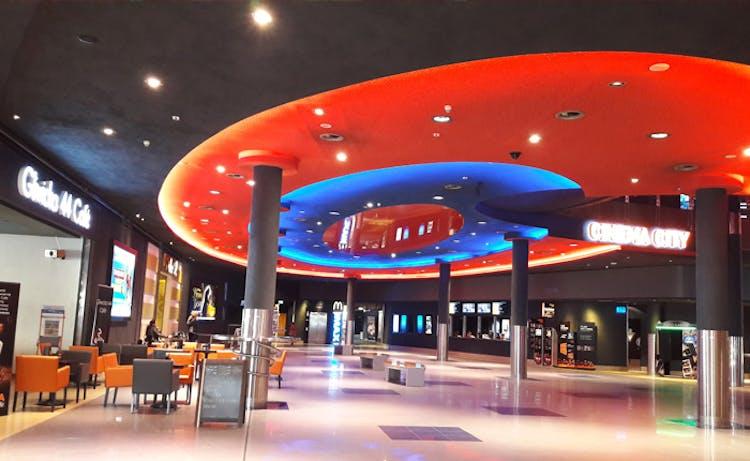 Kino CINEMA CITY KATOWICE - Punkt 44