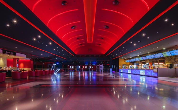 Kino CINEMA CITY Katowice - Silesia