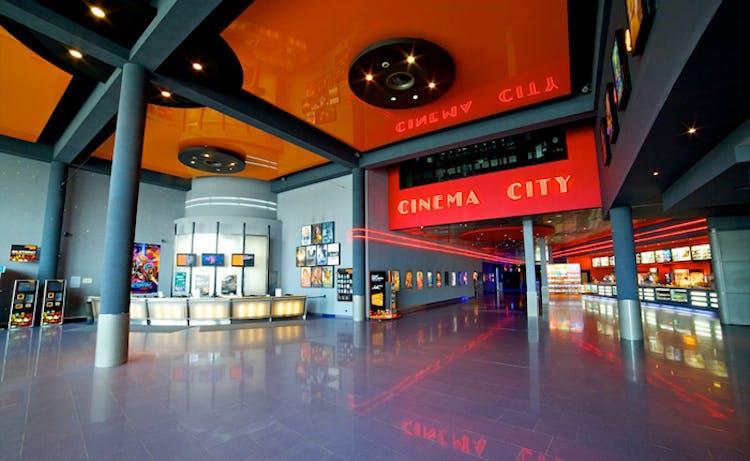 Kino CINEMA CITY Kraków - Zakopianka