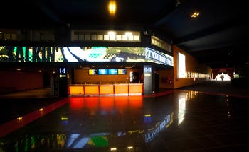 Kino CINEMA CITY Poznań - Kinepolis
