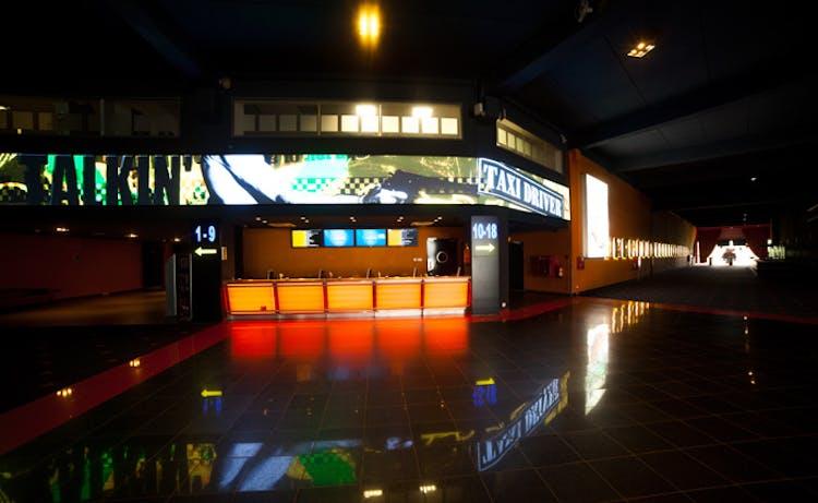 Kino CINEMA CITY Poznań - Kinepolis