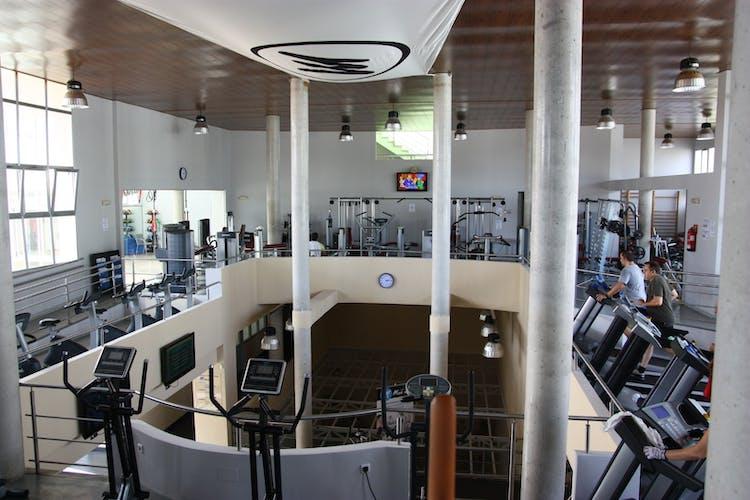 Centro Deportivo Muévete