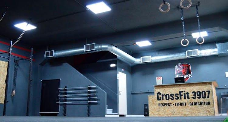 Redbox Crossfit
