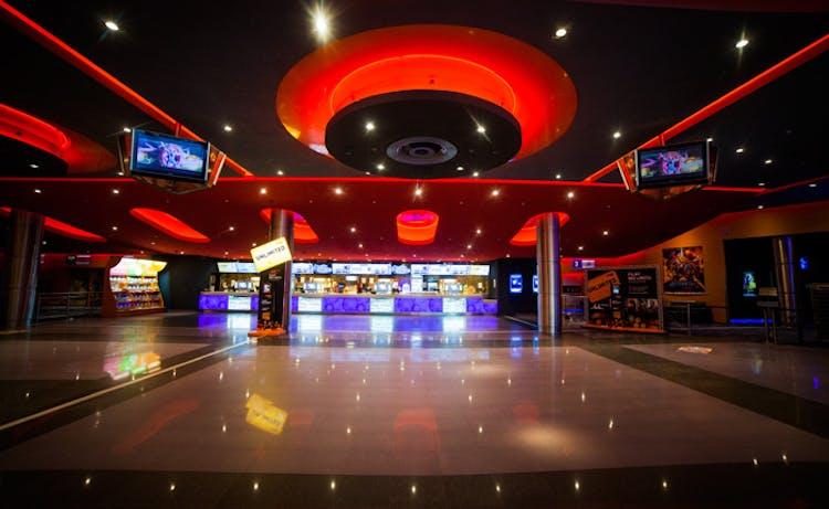 Kino CINEMA CITY Poznań - Plaza