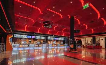 Kino CINEMA CITY Rybnik