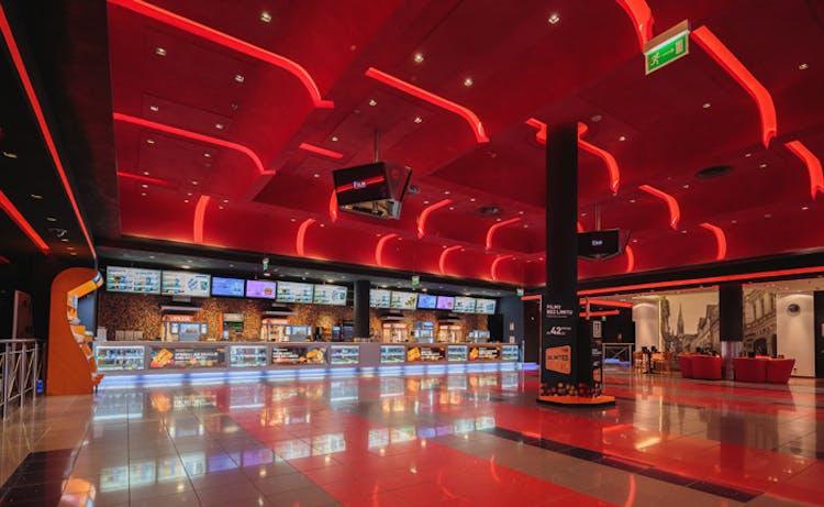 Kino CINEMA CITY Rybnik