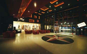 Kino CINEMA CITY Toruń - Czerwona Droga