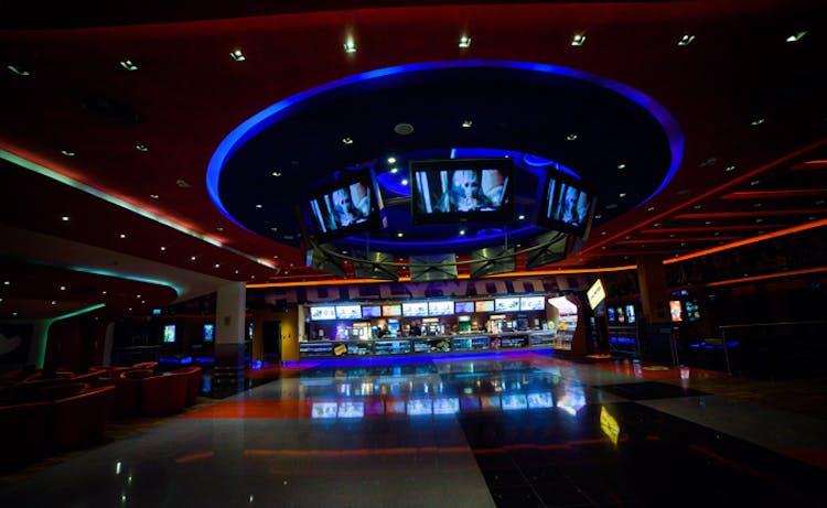 Kino CINEMA CITY  Toruń - Plaza