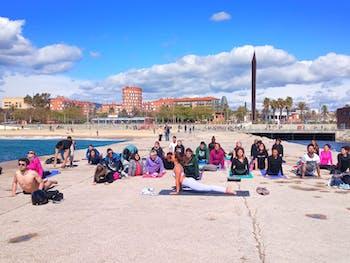 Wake Up Yoga Barceloneta