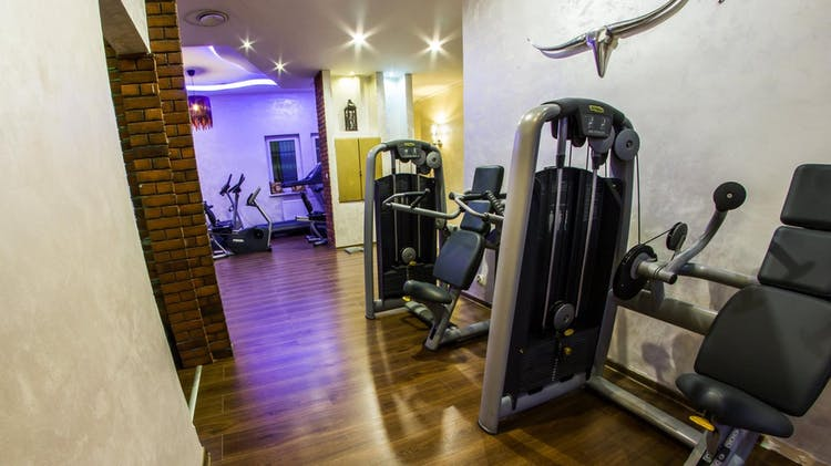Energy Fitness Club WOLA