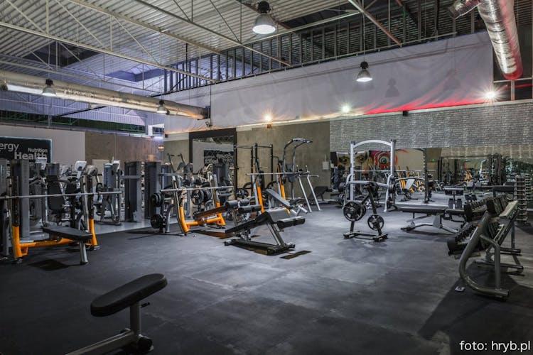 Energy Fitness Club Marywilska