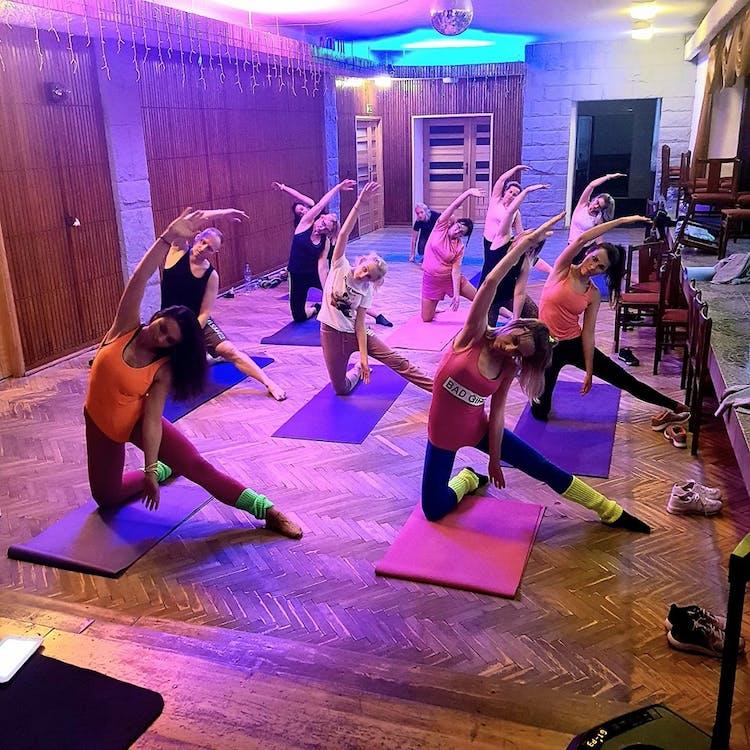 Studio Jagoda Fitness Sienkiewicza