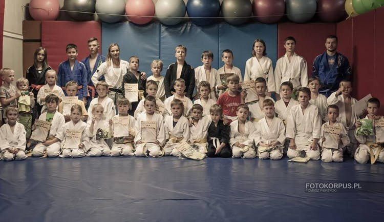 Klub Sportowy Grappling Czarnogórska