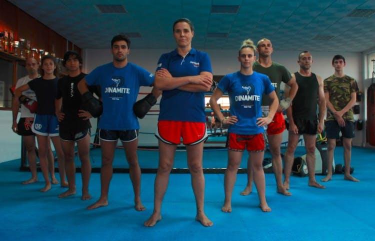 Dinamite Team - Lisboa