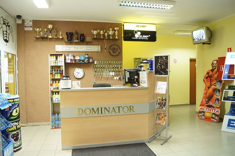 Fitness Club Dominator