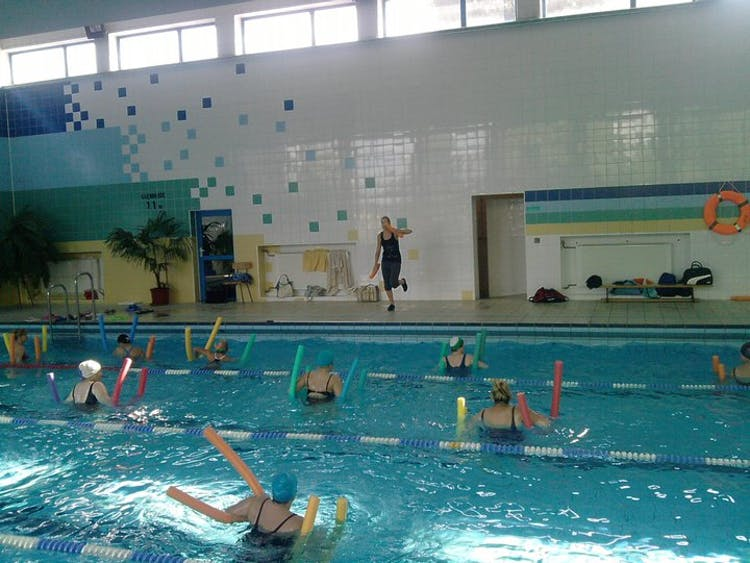 Fitness Klub Aqua Śląsk - Dąbrowa Górnicza (basen)