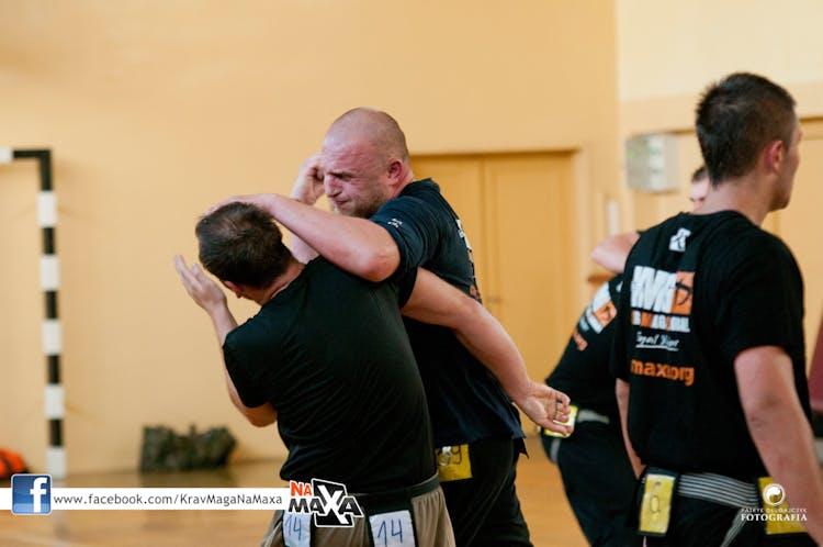 Krav Maga na Maxa Dąbrowa Górnicza