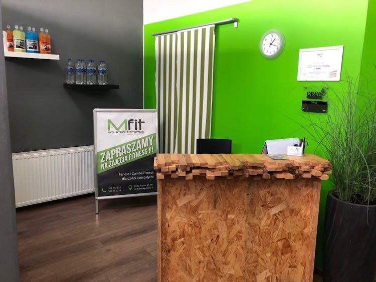 Mfit Studio Fitness Kombajnistów