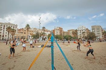 Barceloneta Beach Tennis