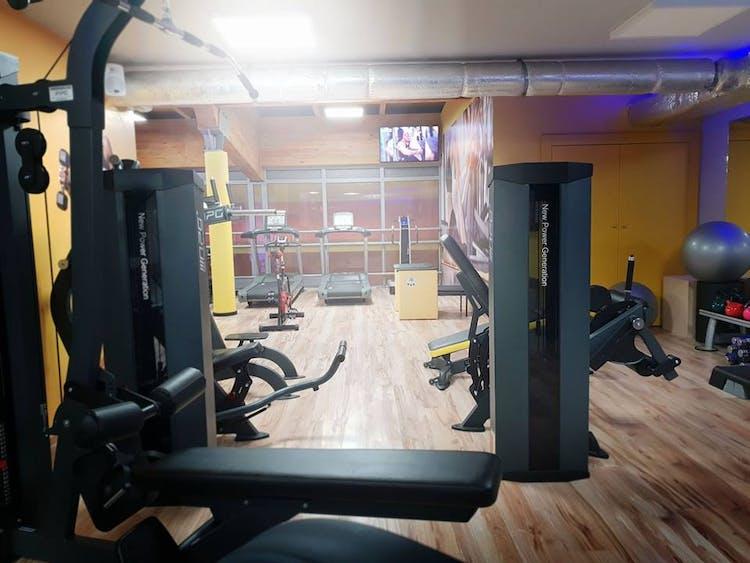 Powerfit Fitness Club Łazy