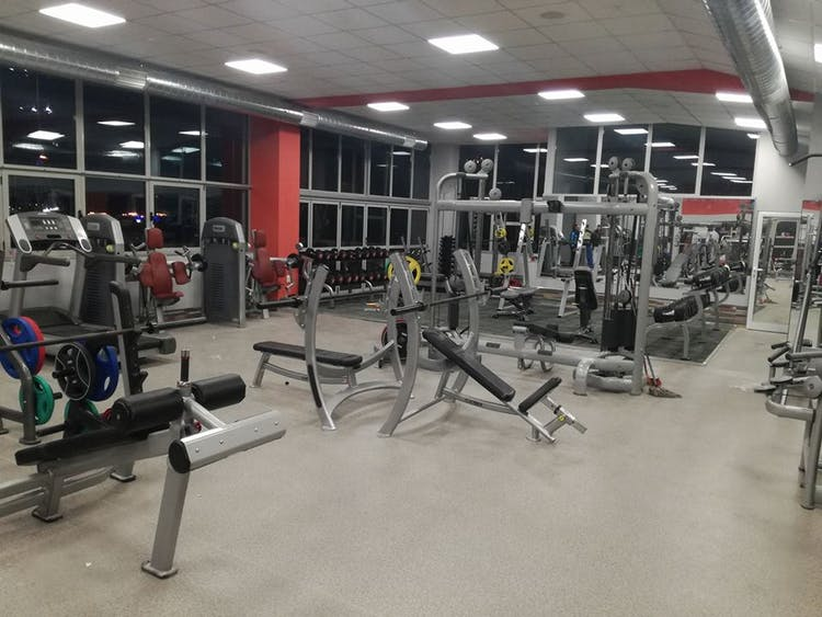 Energy Gym 2