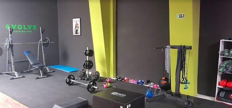 Evolve Training Hub