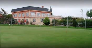 Club de Golf - El campo de tiro