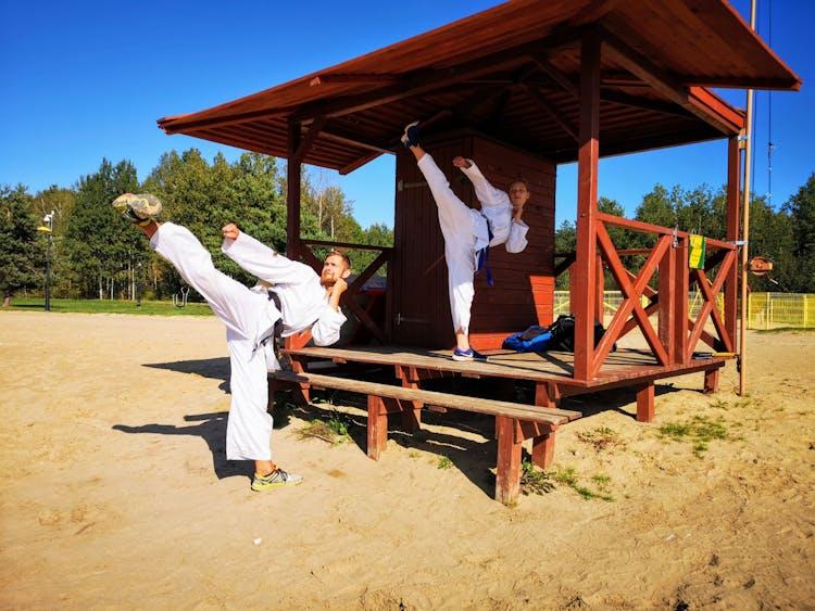 Akademia Sztuk Walki Taekwon-do Budowlana