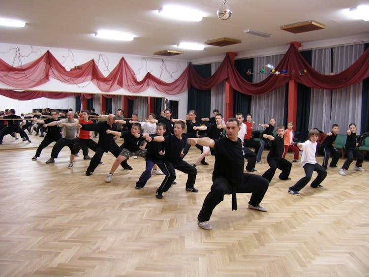Akademia Walk Złotego Wieku