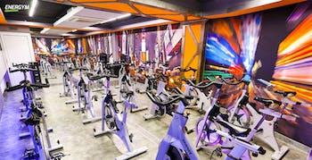 Energym Fitness Club os. Kolorowe