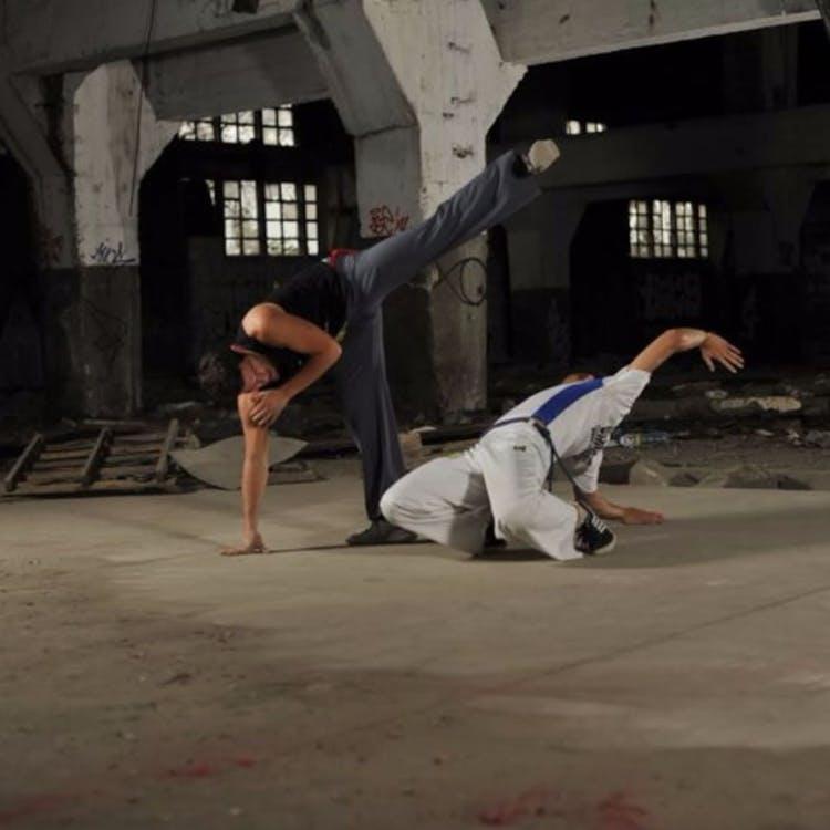Unicar Capoeira Kraków Wysłouchów