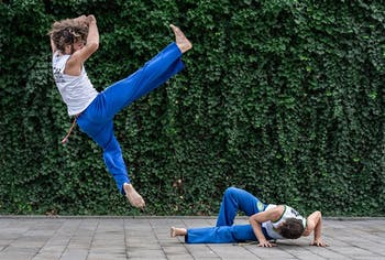 Unicar Capoeira Krzeszowice