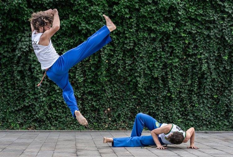 Unicar Capoeira Kraków Grunwaldzka