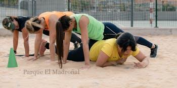 AERE Personal Training parque El Madroñal