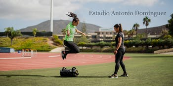 AERE Personal Training estadio Antonio Domínguez