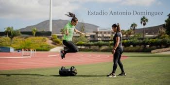 AERE Personal Training estadio Antonio Domínguez