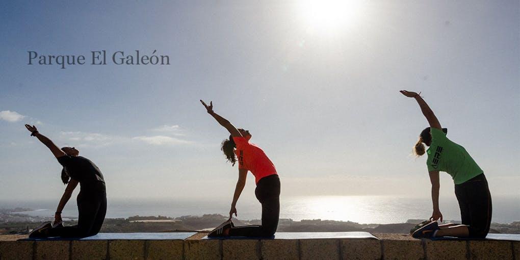 AERE Personal Training parque El Galeón
