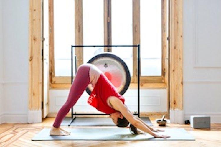 María Martín Yoga