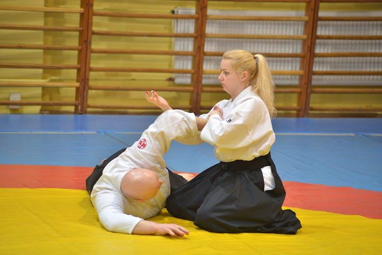 Warszawskie Centrum Aikido Jezuicka