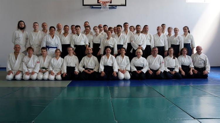 Warszawskie Centrum Aikido Krasiczyńska