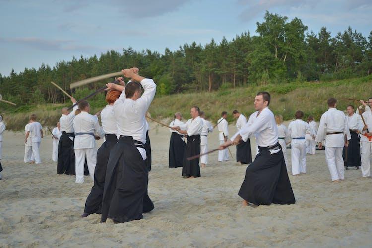 Warszawskie Centrum Aikido Żabie Oczko